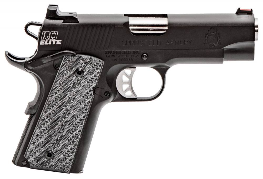 Springfield Armory 1911 Range Officer Elite Compact Single 9mm Luger 4