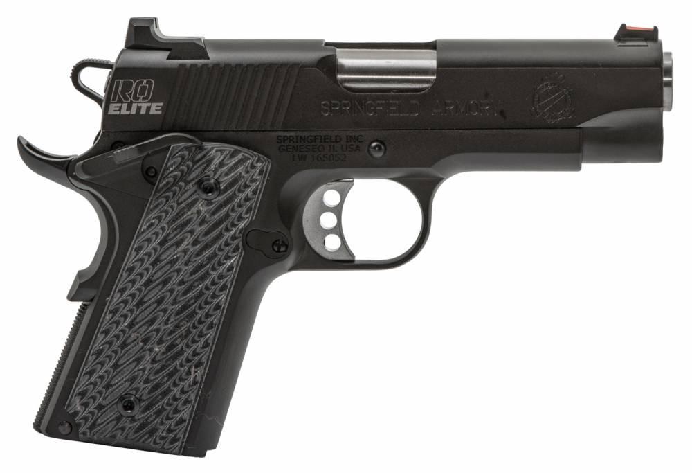 Springfield Armory 1911 Range Officer Elite Compact Single 45 Automatic Colt Pistol (ACP) 4