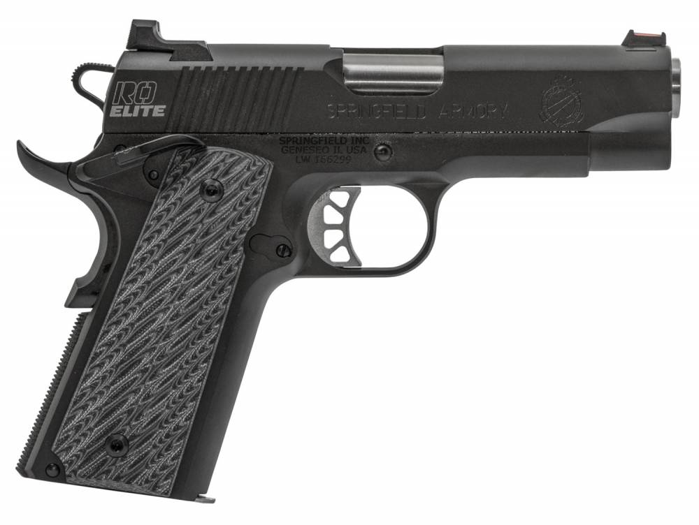 Springfield Armory 1911 Range Officer Elite Champion Single 9mm Luger 4