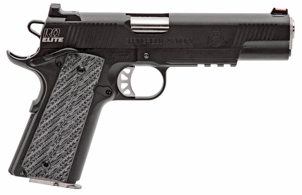 Springfield Armory 1911 Range Officer Elite Operator Single 9mm Luger 5