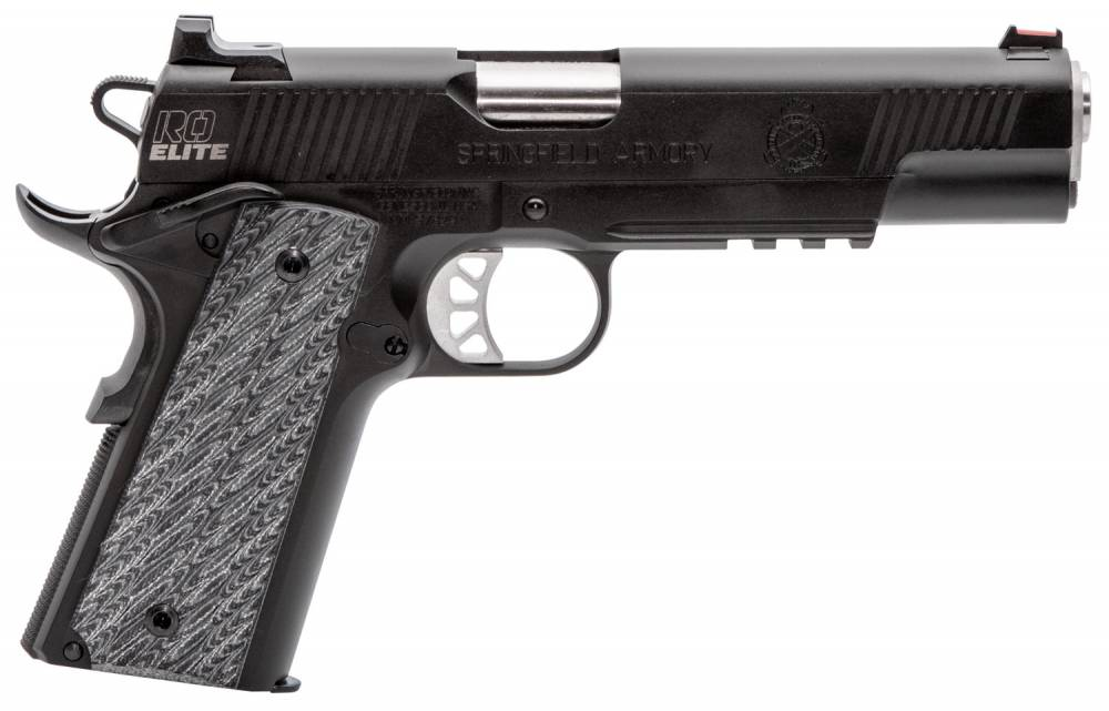 Springfield Armory 1911 Range Officer Elite Operator Single 45 Automatic Colt Pistol (ACP) 5