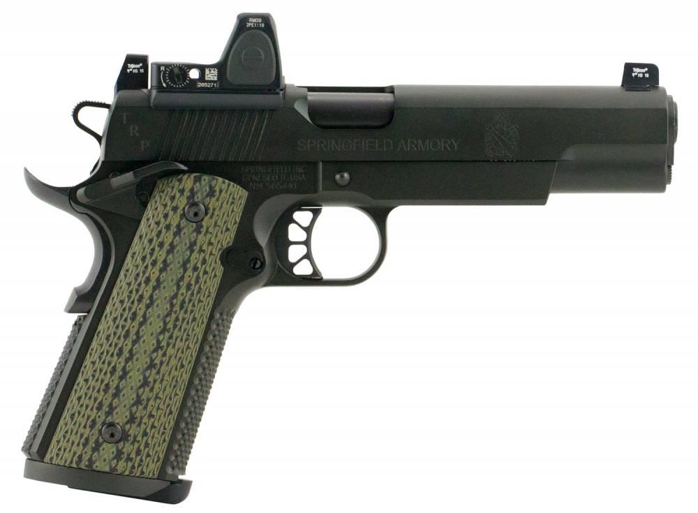 Springfield Armory 1911 TRP RMR Single 10mm 5