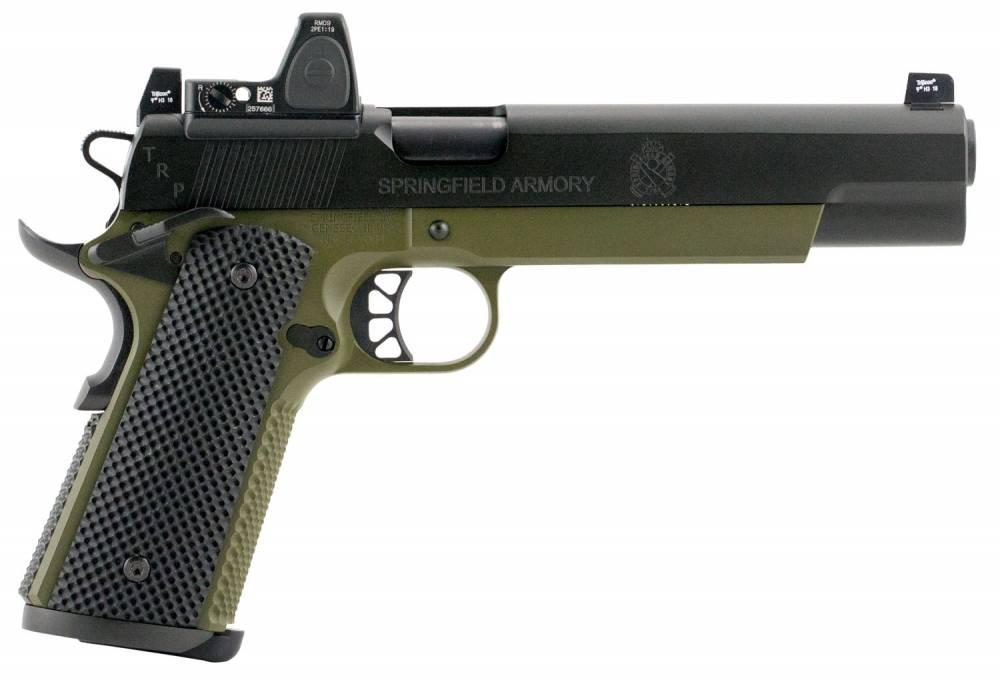 Springfield Armory 1911 TRP RMR Single 10mm 6