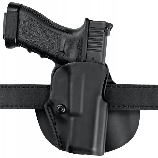 Safariland 5198895411 Open Top Concealment Belt Fits Glock 43 SafariLaminate Black