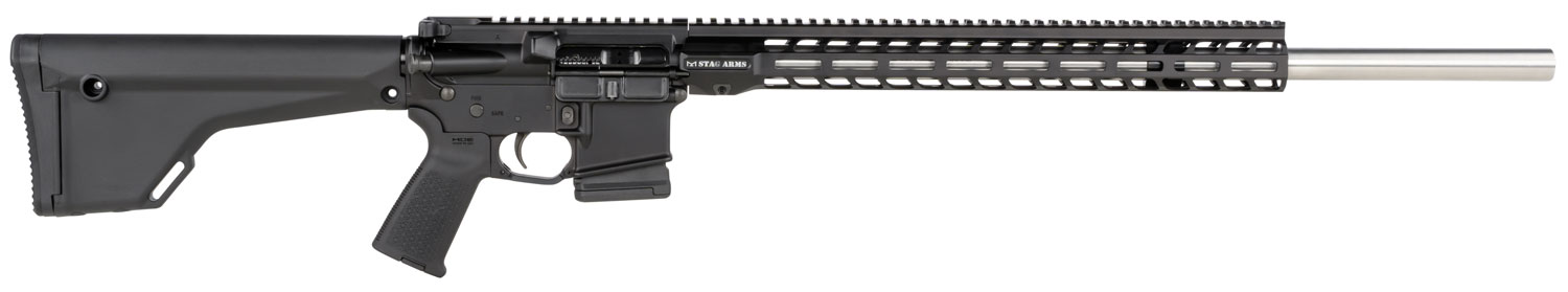 Stag Arms 15000711 Stag 15 Varminter 5.56x45mm NATO 24