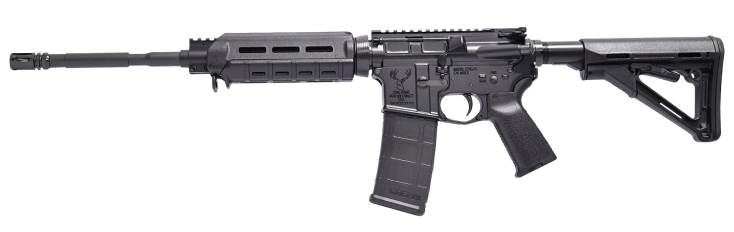Stag Arms Stag 15 ORC LH Semi-Automatic 223 Remington/5.56 NATO 16