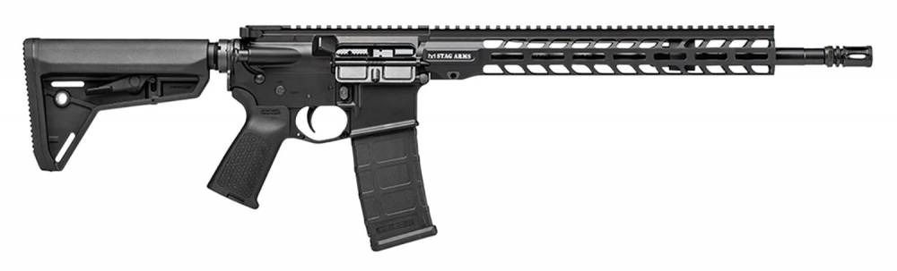 Stag Arms 15000101 Stag 15 Tactical 5.56x45mm NATO 16
