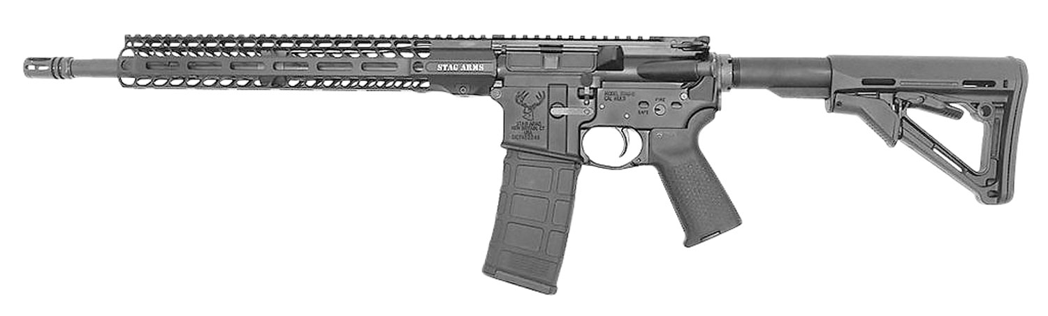Stag Arms Stag 15 Tactical LH Semi-Automatic 223 Remington/5.56 NATO 16
