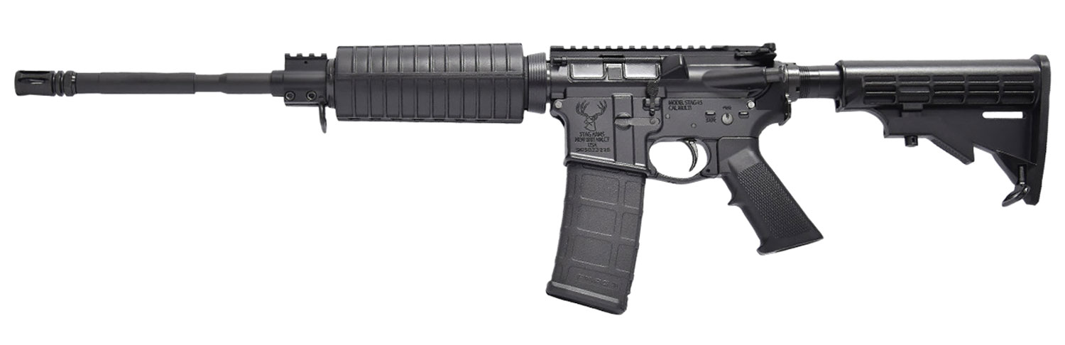 Stag Arms Stag 15 ORC Semi-Automatic 223 Remington/5.56 NATO 16