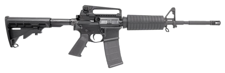 Stag Arms Stag 15 M4 Semi-Automatic 223 Remington/5.56 NATO 16