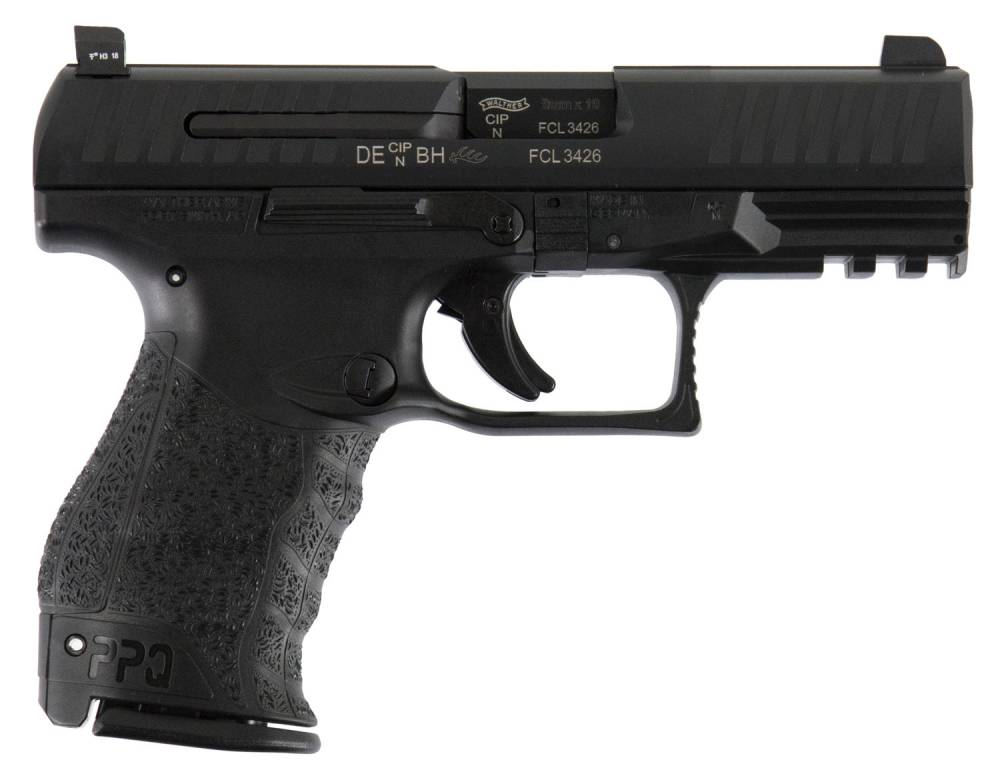 Walther Arms 2796066TNS PPQ M2 9mm Luger 4