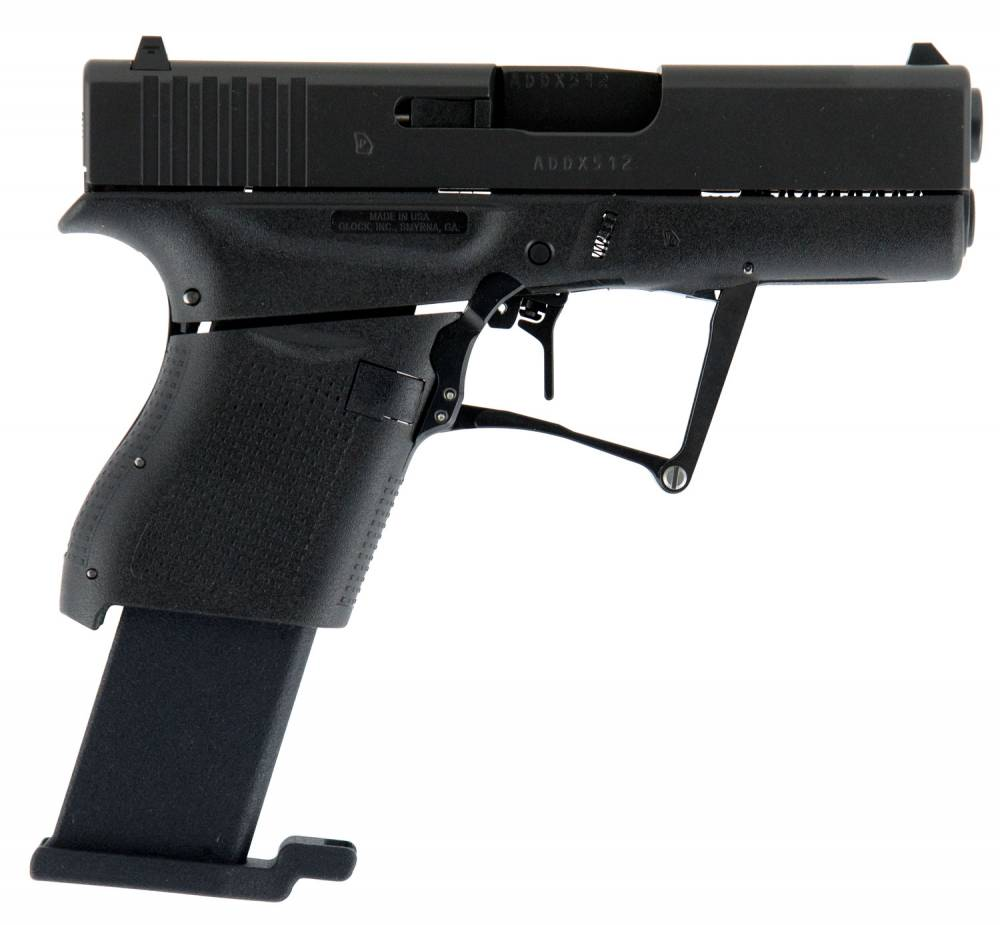 Full Conceal M3SF M3S  9mm Luger 3.39