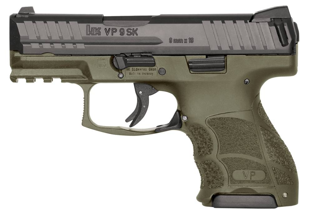 HK VP9 SK Double 9mm Luger 3.39