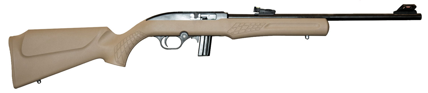 ROSSI RS22 22LR 18IN 10+1 FDE
