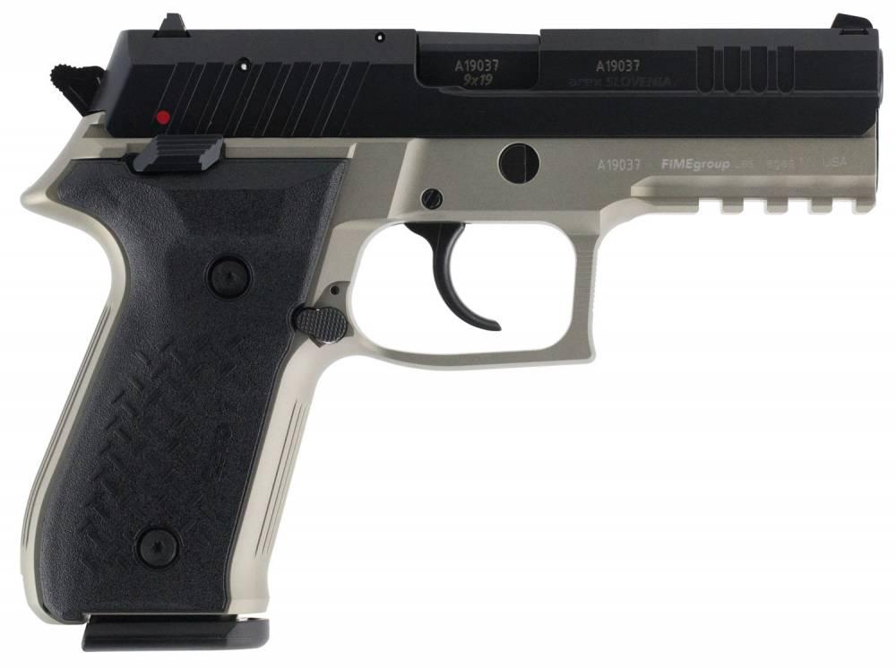 FIME Group LLC REXZERO1S-13 Rex Zero 1 Standard Single/Double 9mm Luger 4.3