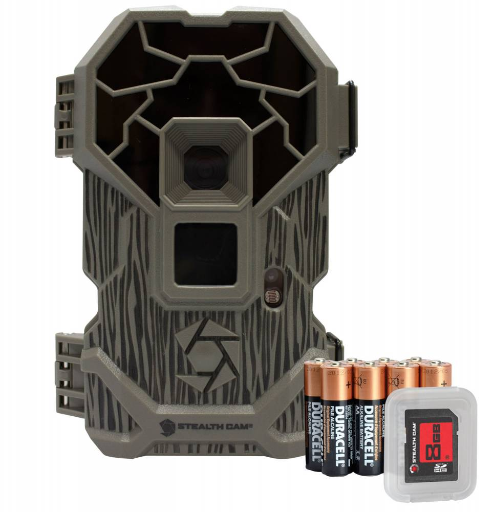 Stealth Cam STCPXP36NGK PX Series Pro Trail Camera 20 MP Gray