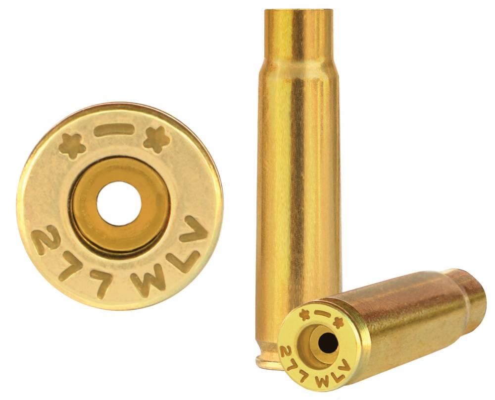Starline Brass STAR277WOLVE Rifle 277 Wolverine Brass 50 Per Bag