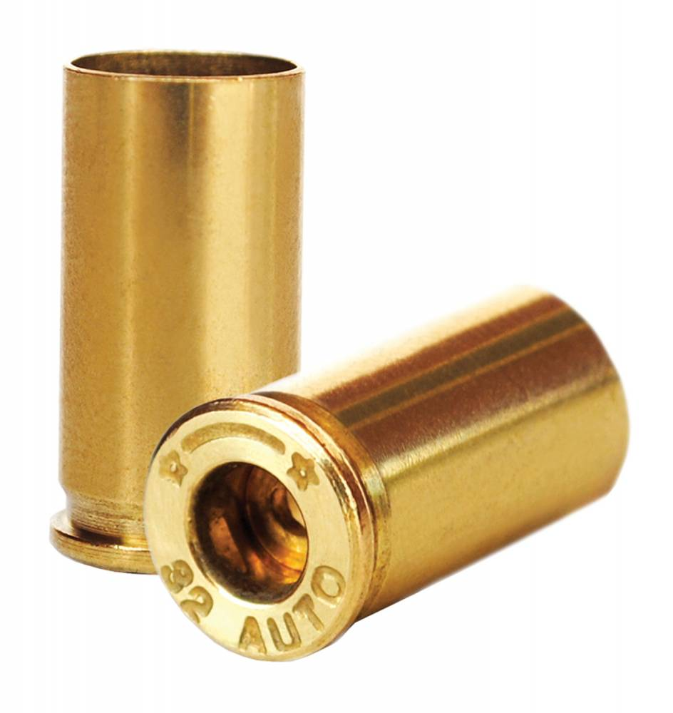 Starline Brass STAR32ACPEUP Handgun 32 Automatic Colt Pistol (ACP) Brass 100 Per Bag