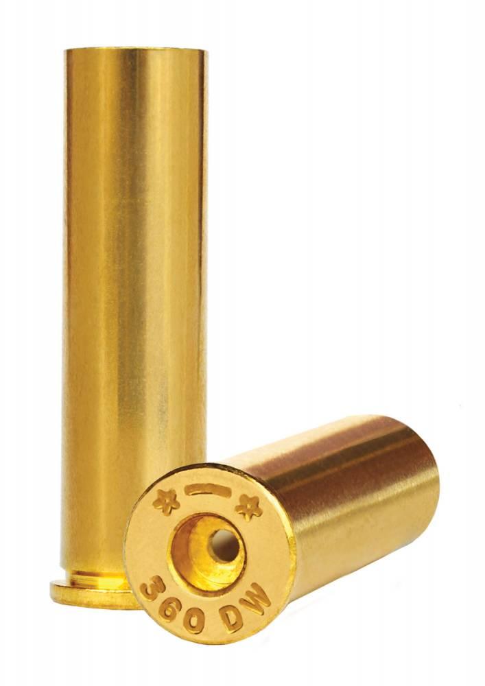 Starline Brass STAR360DWEUP Handgun 360 Dan Wesson Brass 100 Per Bag
