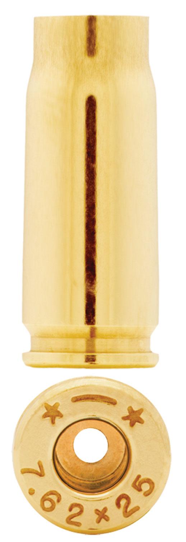 Starline Brass STAR76225TOK Handgun 7.62x25mm Tokarev Brass 50 Per Bag