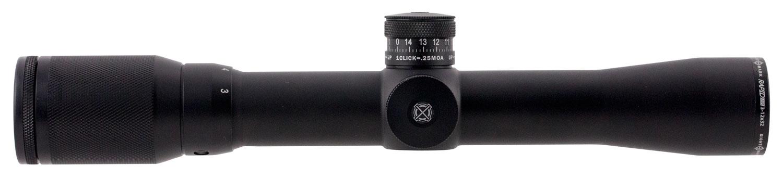 Sightmark SM13053 Rapid AR 3-12x 32mm Obj 32.50-8.00 ft @ 100 yds FOV 30mm Tube Black Matte Finish Illuminated Red SCR-300 (SFP)