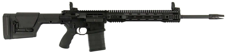 Franklin Armory 1250BLK Praefector-M Milita 6mm Creedmoor 20