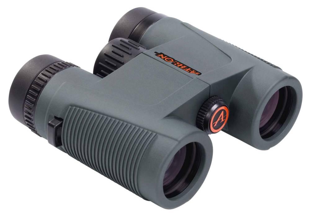 Athlon 115006 Talos 8x 32mm 427 ft @ 1000 yds FOV 14.7mm Eye Relief Gray