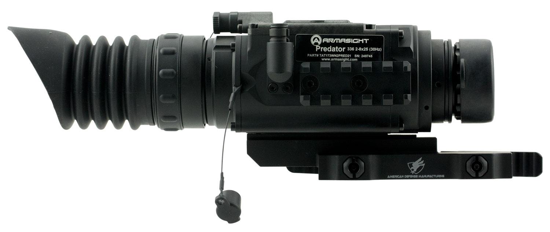 FLIR TAT173WN2PRE Predator 336 Thermal Scope 2-8x 25mm 13 degrees x 10 degrees FOV