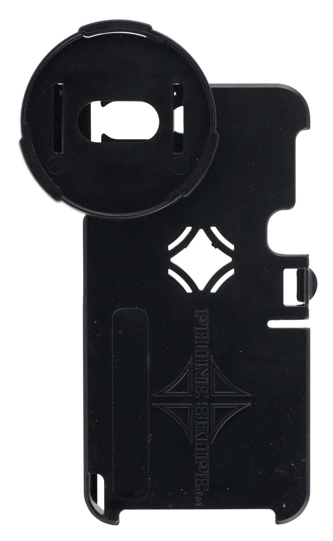 Phone Skope C1I7P Phone Case iPhone 7+/8+ ABS Plastic Black