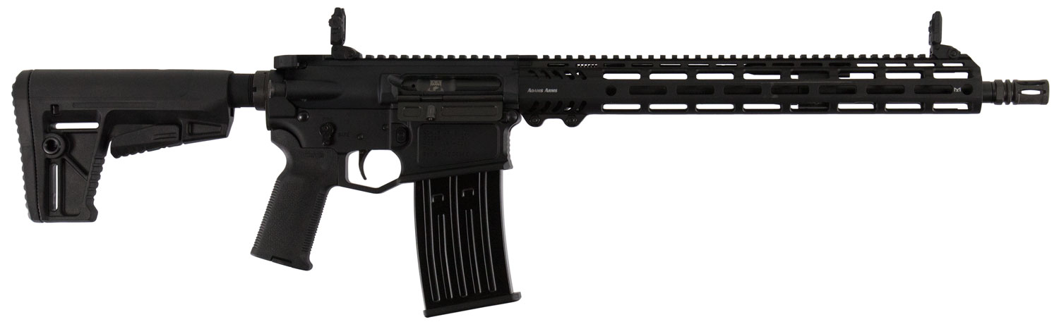Adams Arms P2 Rifle with Adjustable Block Semi-Automatic 308 Winchester/7.62 NATO 16