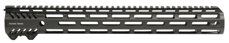 Adams Arms FGAA09004 P-Series M-Lok Rail AR-15 Black 6061-T6 Aluminum 15.5
