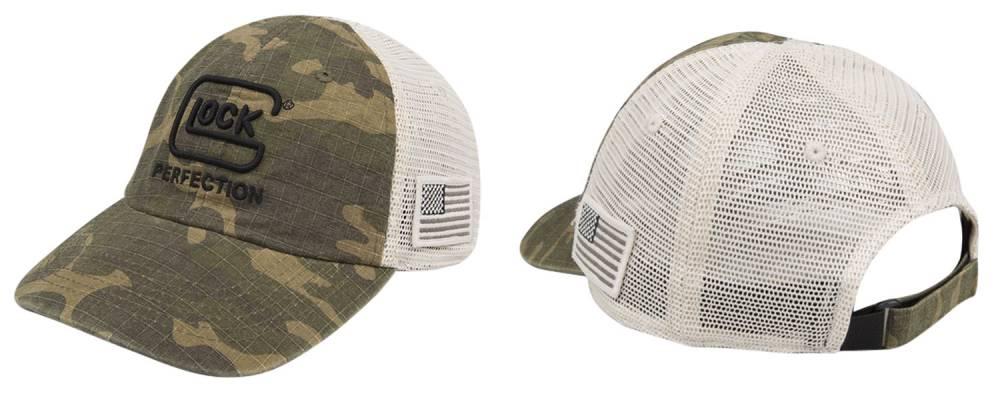 Glock AP95425 Declare Mesh Hat Camo/Tan