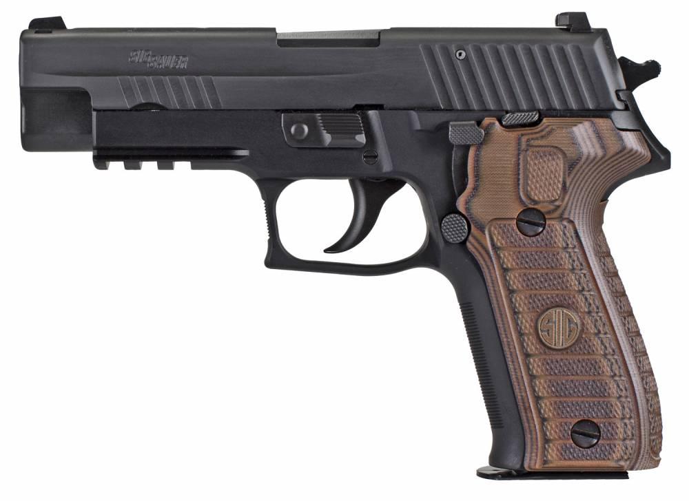 Sig Sauer E26R9SEL P226 Select 9mm Luger Single/Double 4.40