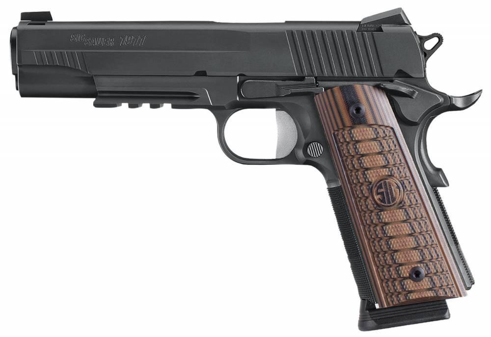 Sig Sauer 1911 Select 45 ACP Single 5