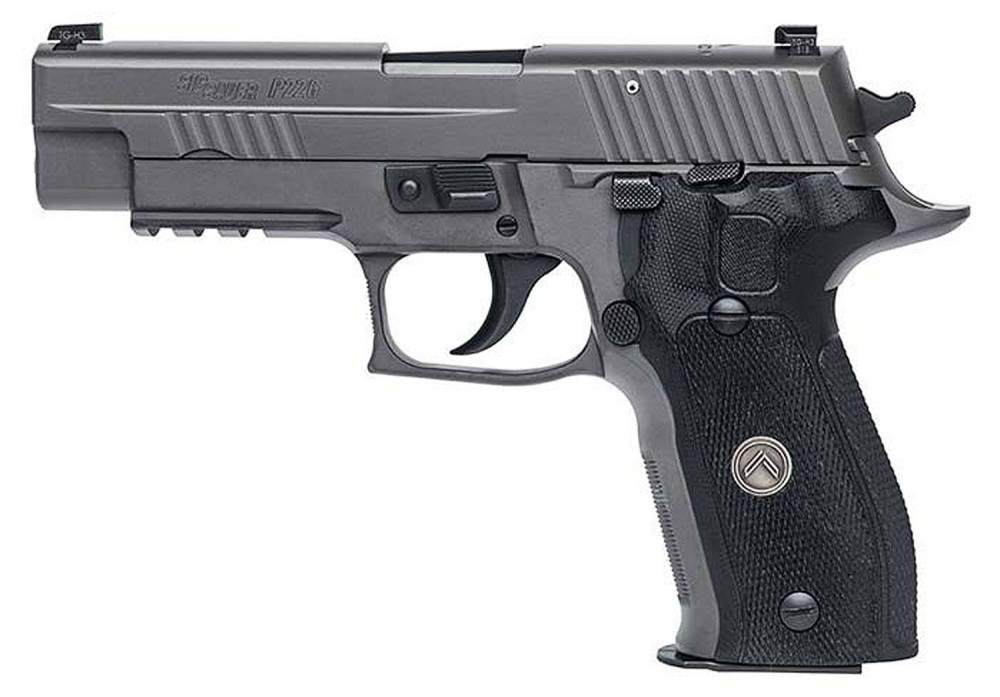 Sig Sauer 226R40LEGION P226 Full Size Legion 40 S&W Single/Double 4.40