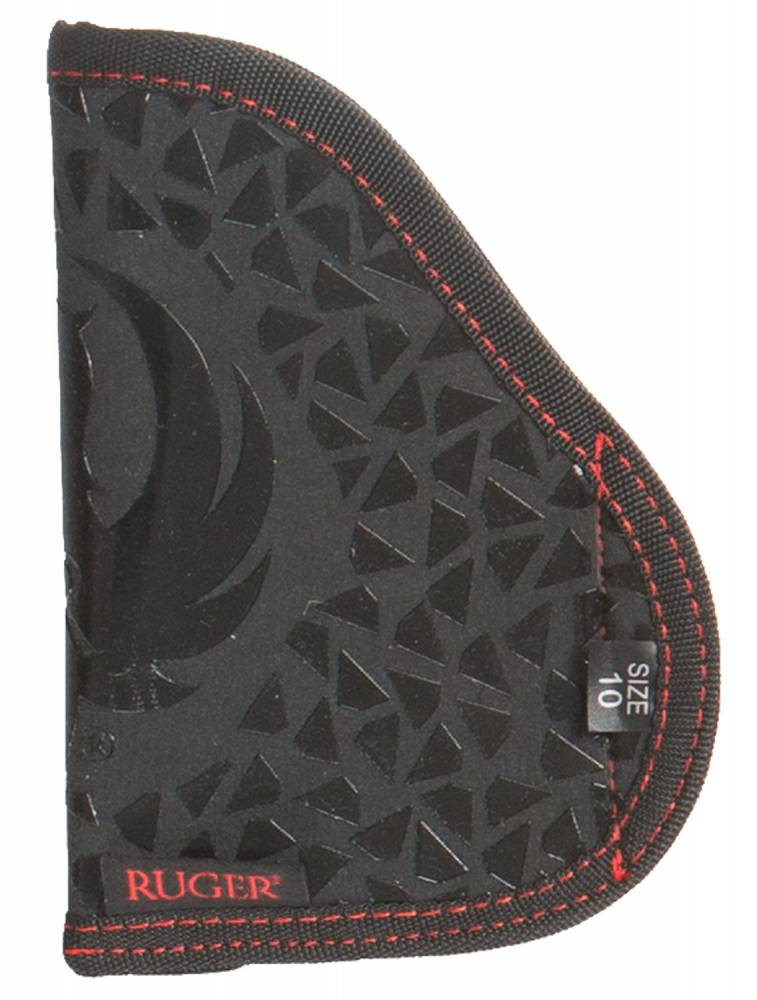 Allen 27210 Ruger Stash Black Silicone Pocket Ruger LC9, LC9 w/Laser Right Hand