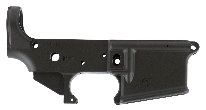 Aero Precision APAR501301C AR-15 Stripped Lower Receiver Gen2 AR-15 AR Platform OD Green Cerakote