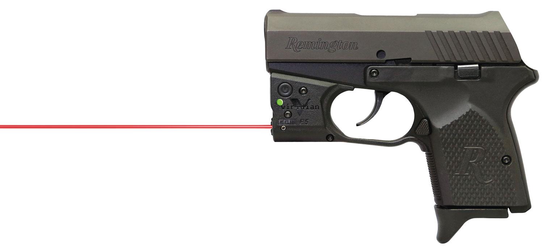 Viridian 9200040 Reactor R5-R Gen 2 Red Laser Rem RM380 Trigger Guard Instant-On Holster