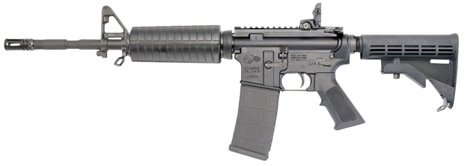 COLT CAR 5.56 HEAVY(PINNED/WELDED)
