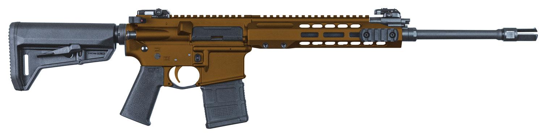 Barrett 17069 REC7 Flyweight 5.56x45mm NATO 16
