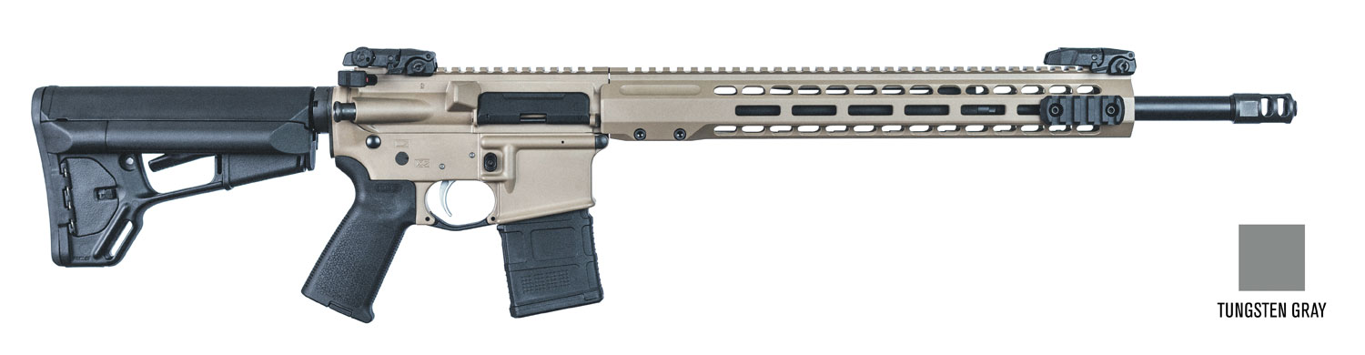 BARR REC7 DI DMR 5.56 18IN GREY