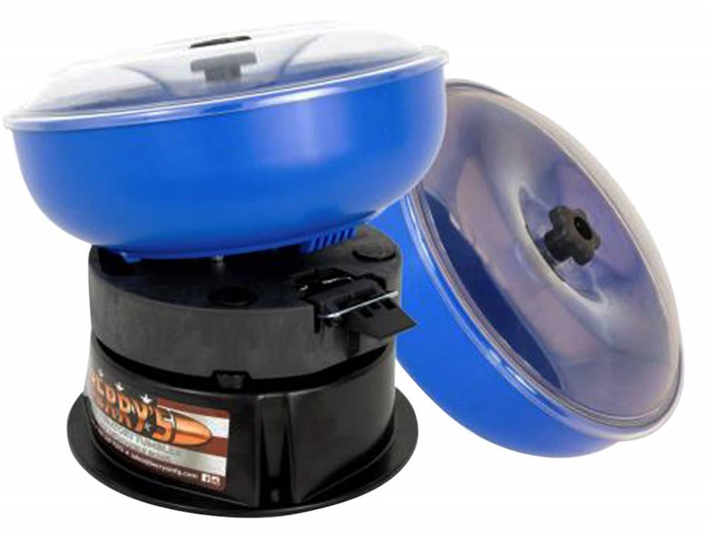 Berrys 00540 Vibratory Tumbler QD 500 Vibratory Tumbler QD 500 w/Extra Bowl