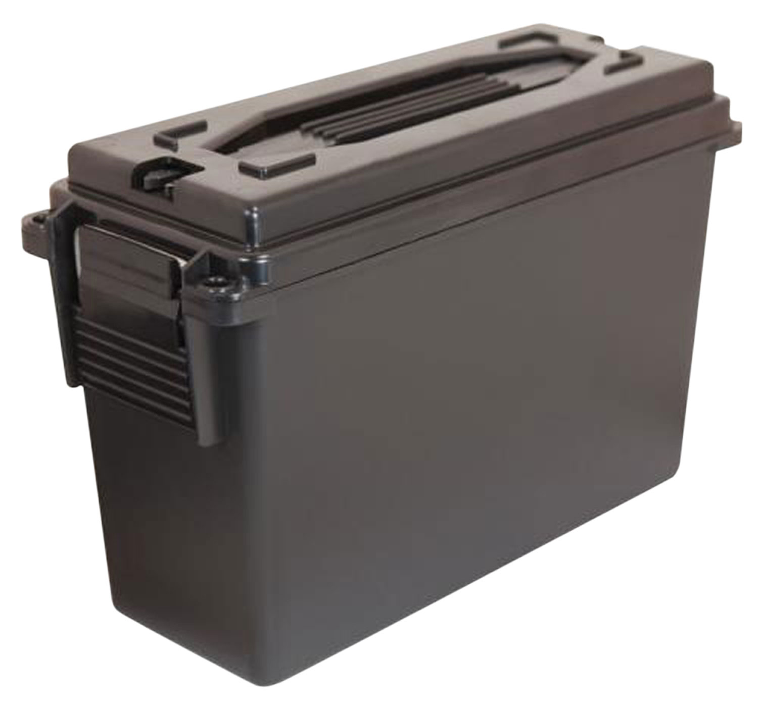Berrys Ammo Can 30 Cal Plastic Black 4 Pack