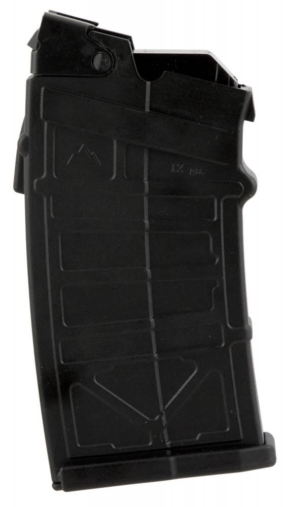 I.O. EM12B0001 EM-12B 12 Gauge I.O. EM-12B 5rd Black Detachable