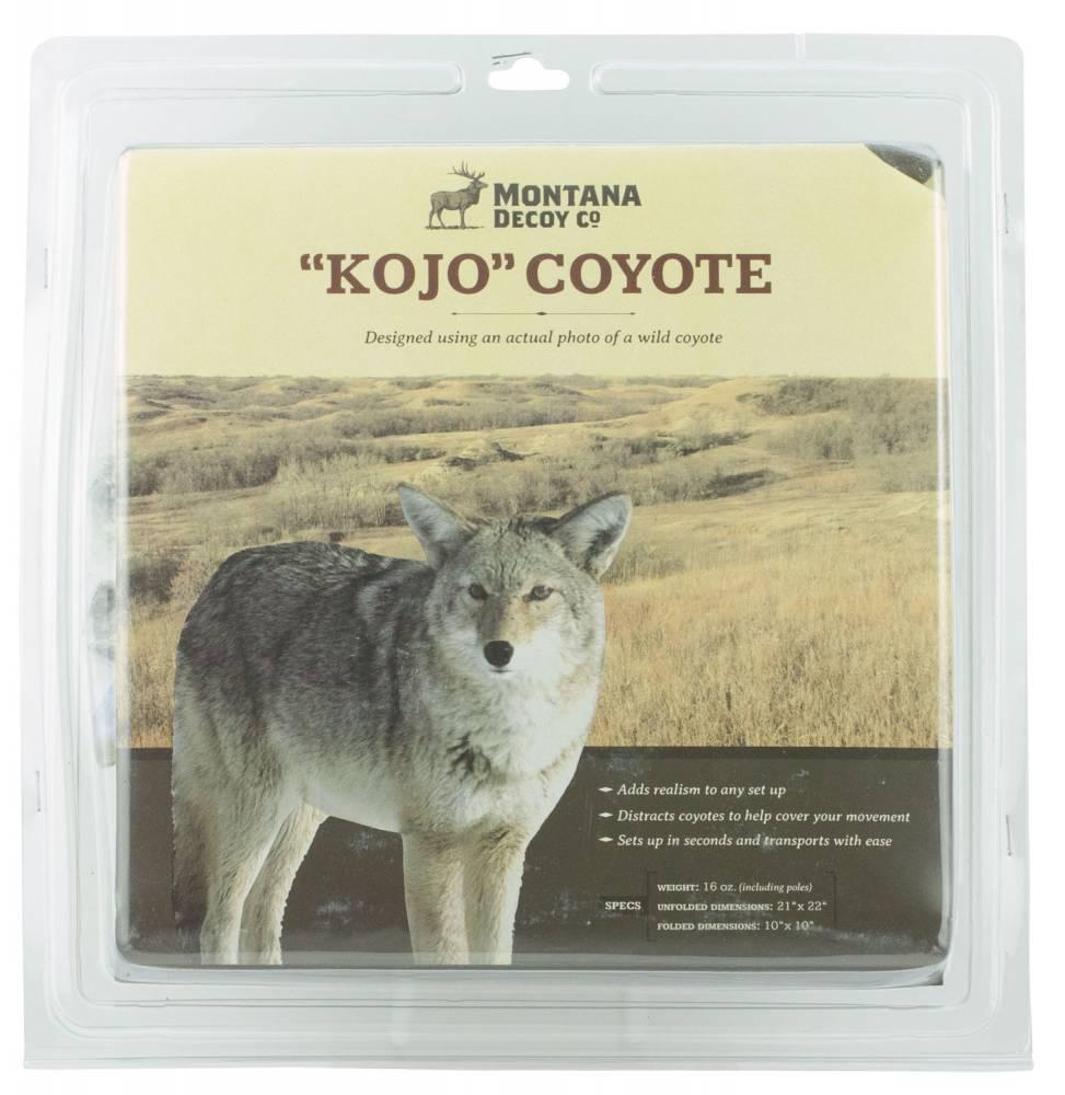 Montana Decoy Kojo Coyote Predator Decoy