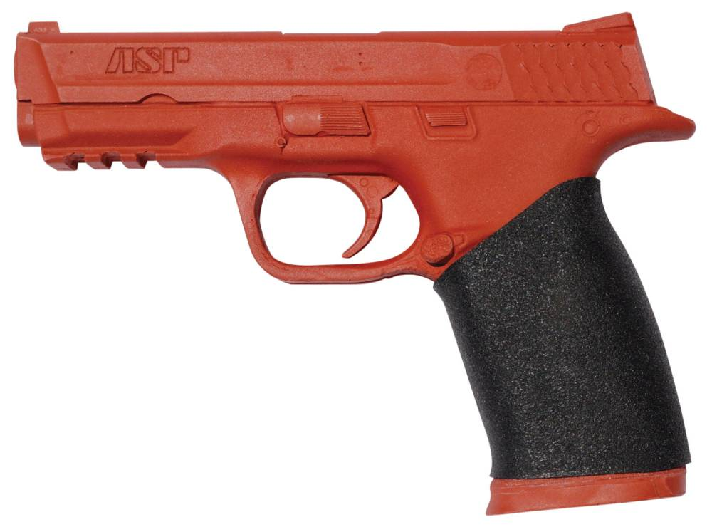 EZR Sport 10655 Full Size Gauntlet  Black Polymer Grip Sleeve for S&W M&P