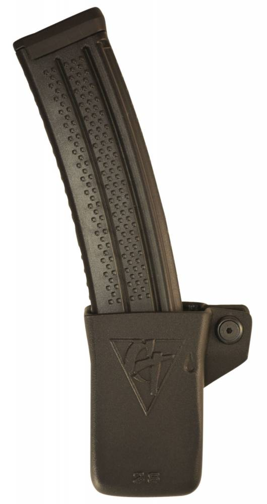 Comp-Tac PCC PLM Single Fits Glock 9mm Luger/40 S&W Kydex Black