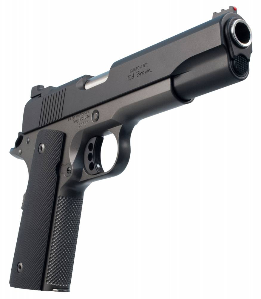 Ed Brown Special Forces Single 45 Automatic Colt Pistol (ACP) 5