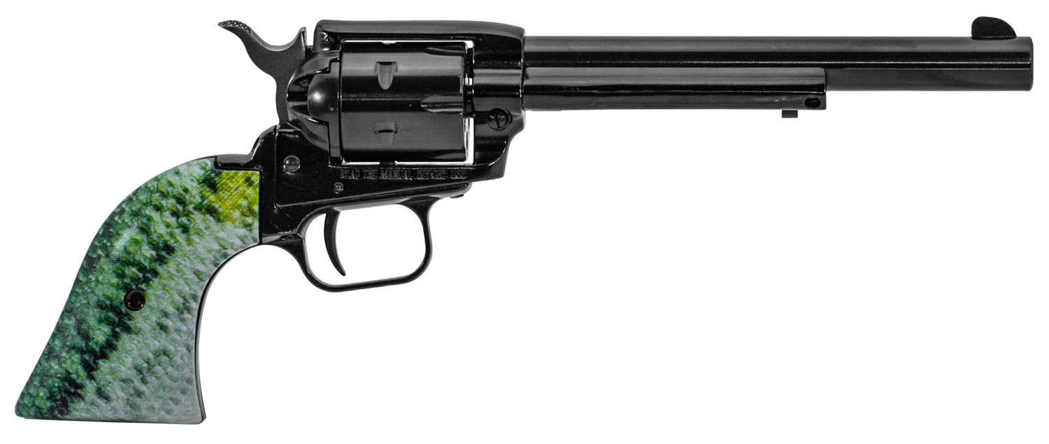 HER 22LR 6.5 BK LG MOUTH SCL GRP