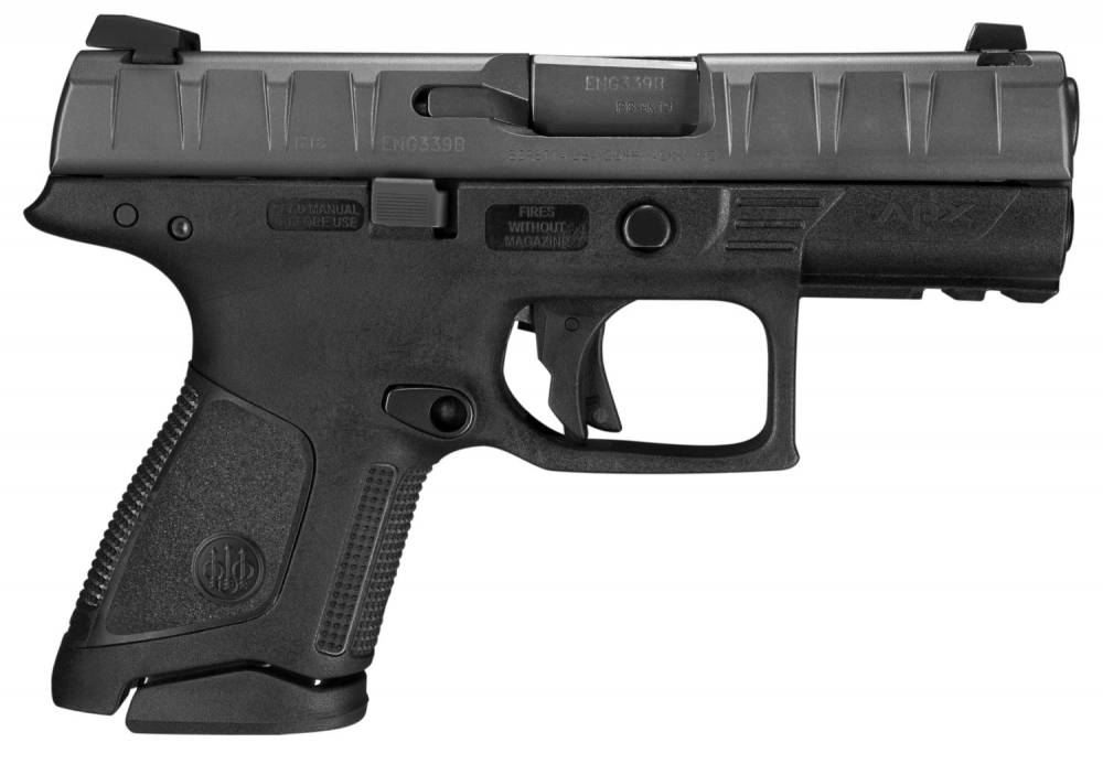 BER APX 9MM SF COMPACT 10RD